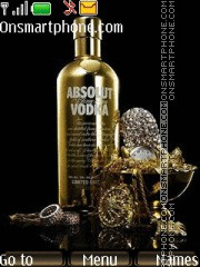 Vodka by RIMA39 theme screenshot
