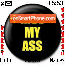 Kiss My Ass es el tema de pantalla