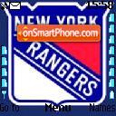 NY Rangers es el tema de pantalla