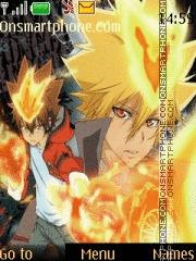 Katekyoshi Hitman Reborn theme screenshot