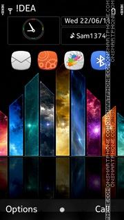 Hd Colours es el tema de pantalla