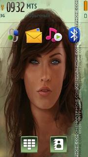 Megan fox 32 es el tema de pantalla
