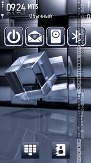 Square 02 es el tema de pantalla