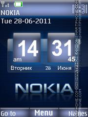Nokia Classic es el tema de pantalla