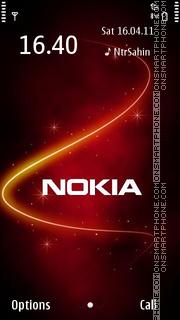 Nokia Red 05 es el tema de pantalla
