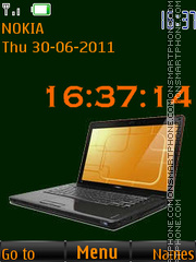 Lenovo Notebook By ROMB39 theme screenshot