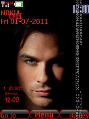 Damon theme screenshot