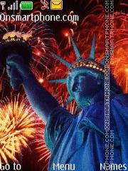 USA Independence day es el tema de pantalla