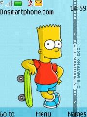 Simpson 08 theme screenshot