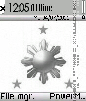 3 stars and a sun es el tema de pantalla