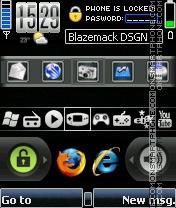 Mobile desktop es el tema de pantalla