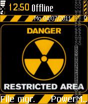 Radioactive es el tema de pantalla