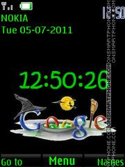 Jolly Google By ROMB39 es el tema de pantalla