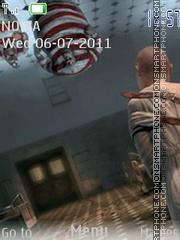 Alice's madness theme screenshot