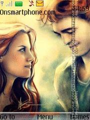 Twilight Couple 03 es el tema de pantalla