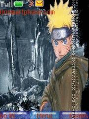 The Ultimate Naruto es el tema de pantalla