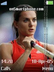 Yelena Isinbayeva 2 es el tema de pantalla