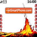 Nokia Flame es el tema de pantalla