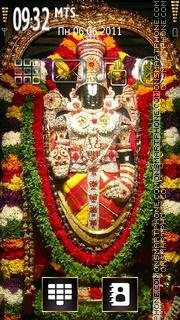 Tirupati Balaji es el tema de pantalla