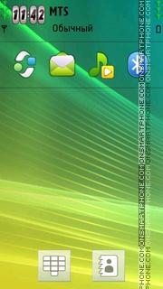 Vista bliss by mahi theme screenshot