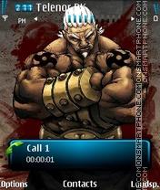 Naruto raika theme screenshot