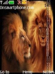 Lion 31 theme screenshot