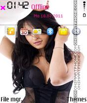 Anushka Shetty 01 es el tema de pantalla