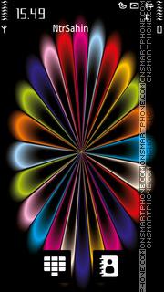 Rainbow Colors 03 es el tema de pantalla