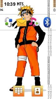 Naruto Shippuuden 02 theme screenshot