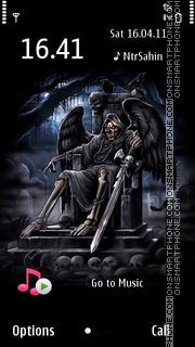 Reaper 05 es el tema de pantalla