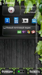 Board S^3 (Def) es el tema de pantalla