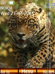 Leopard 06 tema screenshot