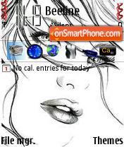 Beautiful 01 theme screenshot