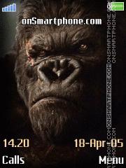 King Kong es el tema de pantalla