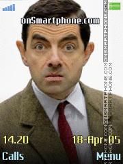 Mr. Bean es el tema de pantalla