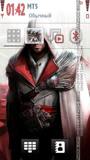 Assassins Creed 09 theme screenshot