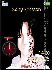 Sasuke2011 es el tema de pantalla
