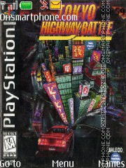 Tokyo Highway Battle theme screenshot