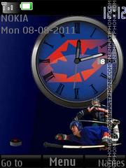 Hockey To Top By ROMB39 theme screenshot
