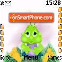 Cute Bug es el tema de pantalla