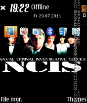 NCIS2 es el tema de pantalla