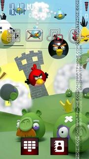 Angry Birds 06 theme screenshot