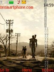 Fallout 3 01 es el tema de pantalla