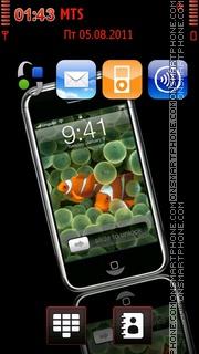 IPhone 2013 theme screenshot