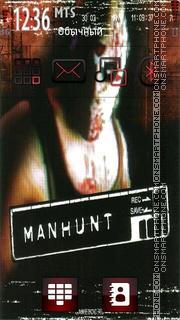 Manhunt theme screenshot
