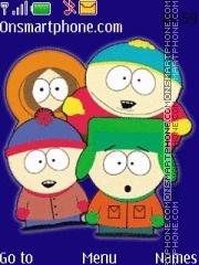 South Park 14 theme screenshot