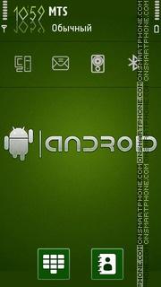 Android 06 tema screenshot