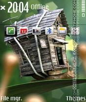 Beautiful House 02 es el tema de pantalla