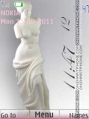 Greek Sculpture es el tema de pantalla