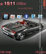 Ferrari F430 09 es el tema de pantalla